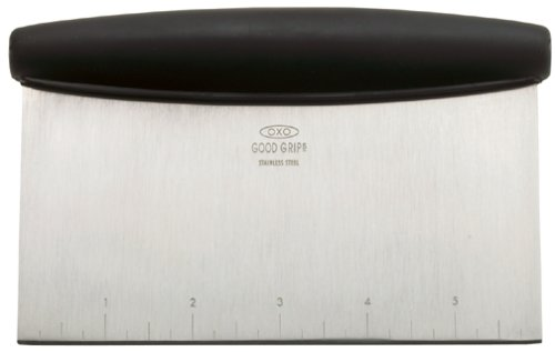 Oxo good grips bench knife slash pastry scraper