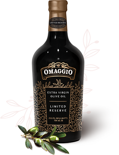 Omaggio r limited reserve extra virgin olive oil