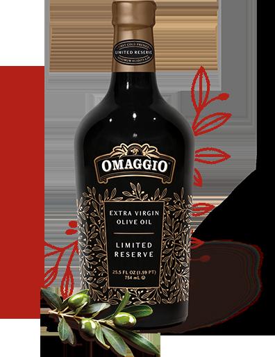 Omaggio private reserve olive oil