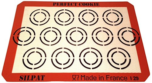 Silpat perfect cookie mat