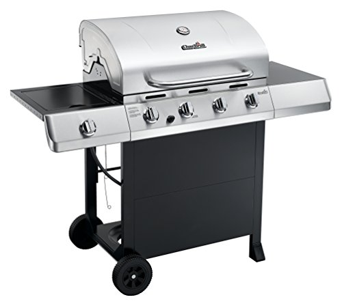 Char broil classic 4 burner gas grill