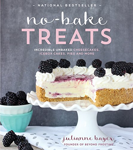 No bake treats incredible unbaked cheesecakes icebox cakes pies