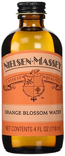 Nielsen massey orange blossom water