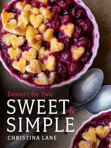 Sweet and simple dessert for two