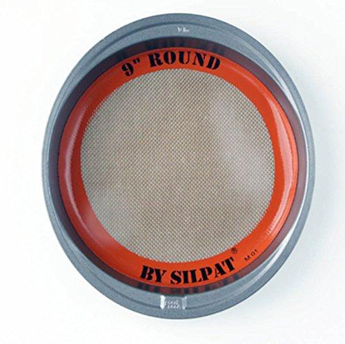 Silpat 9 round mat