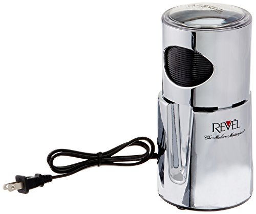 Revel wet dry coffee and spice grinder
